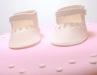 Sweet Pink Booties