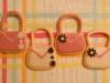 Pink Purse Cookies