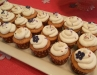Purple Blossom Cupcakes