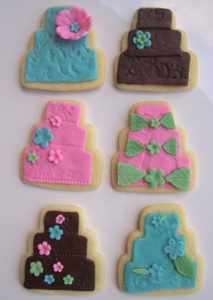Mini Cake Cookies